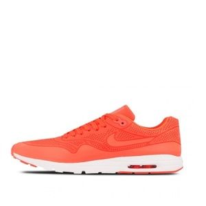 NIKE Air Max 1 Ultra Moire Sneakers in Hot Lave